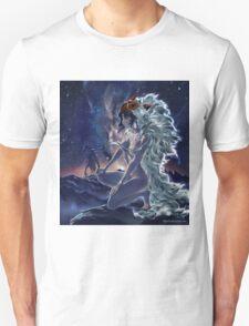 San. Mononoke princess fanart. Unisex T-Shirt