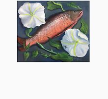 Fish, Fly and Flower Unisex T-Shirt