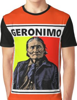 GERONIMO-4 Graphic T-Shirt