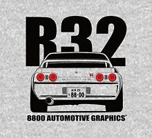 Nissan R32 Skyline GTR Transparent Version Unisex T-Shirt