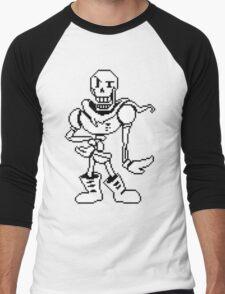Undertale - Papyrus Shirt/Hoodie UNISEX Men's Baseball ¾ T-Shirt