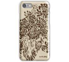 Chrysanthemums iPhone Case/Skin