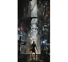 Deus Ex: Mankind Divided Photographic Print