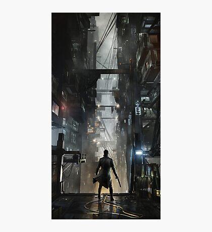 Deus Ex: Mankind Divided Photographic Print