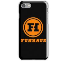 Funhaus Logo iPhone Case/Skin