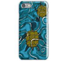 Turtle Distortion iPhone Case/Skin