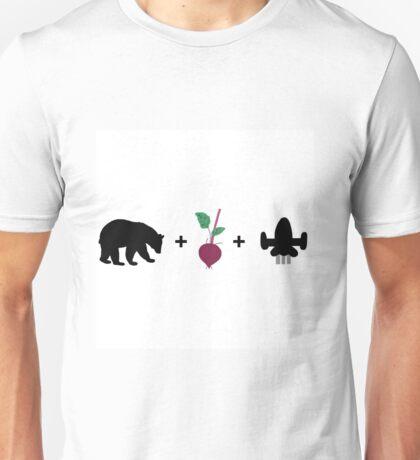 Bears. Beets. Battlestar Galactica. - The Office (U.S.) Unisex T-Shirt