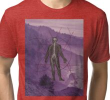 A Nervous Man Tri-blend T-Shirt