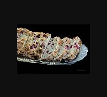 Heather's Berry Good Bread! Womens Fitted T-Shirt