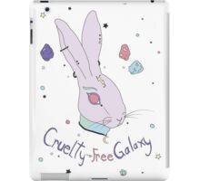 Vegan Bunny iPad Case/Skin