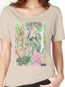 Backyard Women's Relaxed Fit T-Shirt