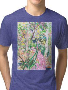 Backyard Tri-blend T-Shirt