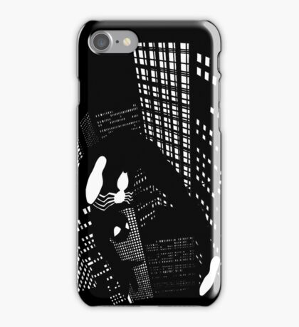 Night Spider iPhone Case/Skin
