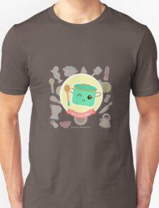 Cute MY RECIPES pot Unisex T-Shirt