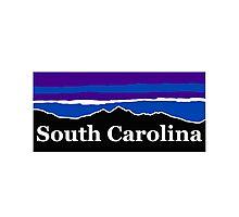 South Carolina Midnight Mountains Photographic Print