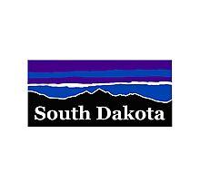 South Dakota Midnight Mountains Photographic Print