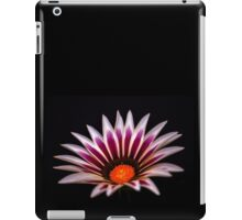 Big Kiss White Flame Flower iPad Case/Skin