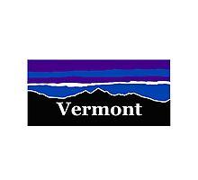 Vermont Midnight Mountains Photographic Print