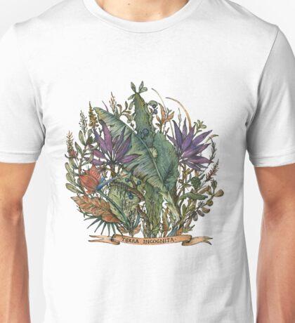 Terra incognita Unisex T-Shirt