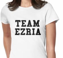 Pretty Little Liars: TEAM EZRIA Womens Fitted T-Shirt