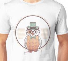 Professor Owl Unisex T-Shirt