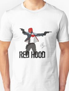 Arkham Knight Red Hood Unisex T-Shirt