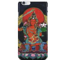 Budda Manjushri iPhone Case/Skin