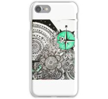 Compass Journey iPhone Case/Skin
