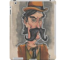 Eugene Springfield iPad Case/Skin