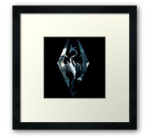 Thinking With Dragons Framed Print