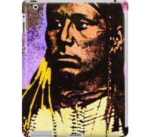 Satanta Kiowa War Chief iPad Case/Skin