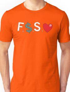 Official Fuck Money Spread Love - J.cole Unisex T-Shirt