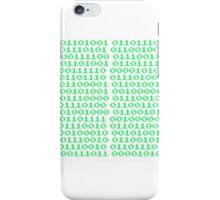 Ones and Zeros iPhone Case/Skin