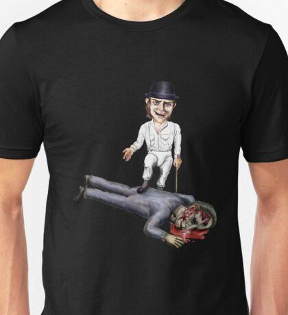 Like A Clockwork Pumpkin Unisex T-Shirt