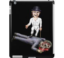 Like A Clockwork Pumpkin iPad Case/Skin