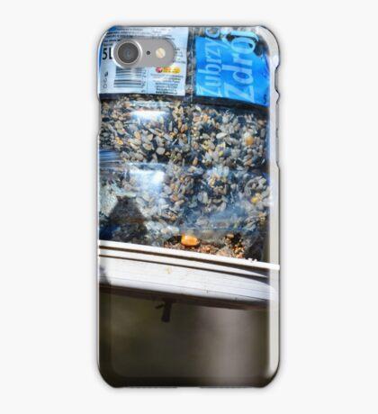 Blue Tit  ( Cyanistes caeruleus ) iPhone Case/Skin