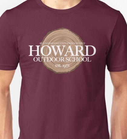 Howard Outdoor School (fcw) Unisex T-Shirt