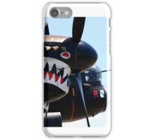 Avro Lancaster Bomber Decoration, Replica Merlin Engines iPhone Case/Skin