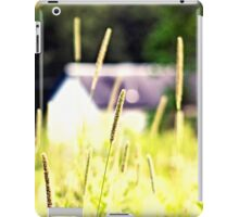 Abandoned - through the tall grass (2010) iPad Case/Skin