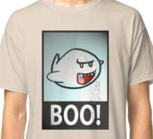 Friendly Cartoon Ghost Classic T-Shirt
