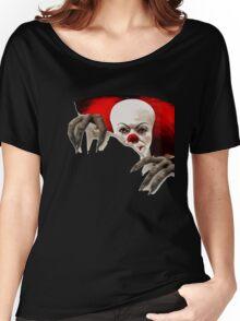 It-horror clown Women's Relaxed Fit T-Shirt