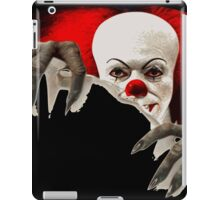 It-horror clown iPad Case/Skin