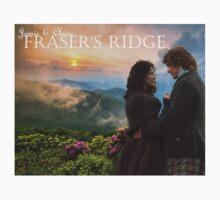 Outlander/Jamie & Claire on Fraser's Ridge/Diana Gabaldon One Piece - Short Sleeve
