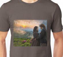 Outlander/Jamie & Claire on Fraser's Ridge/Diana Gabaldon Unisex T-Shirt