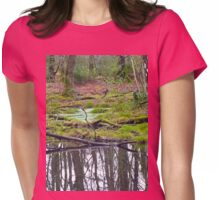 Reflection Womens Fitted T-Shirt