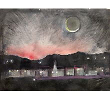 Dawn Over Andover Photographic Print