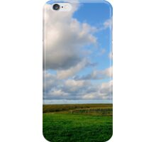 Alone in Mabou Ridge, Cape Breton iPhone Case/Skin