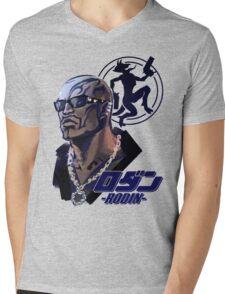 Father Rodin Mens V-Neck T-Shirt