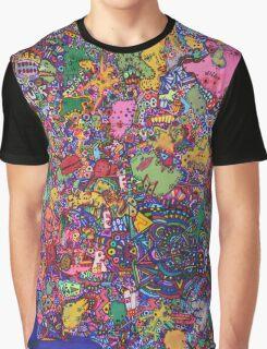 Portrait 2 Graphic T-Shirt