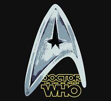 Star Trek Who Unisex T-Shirt